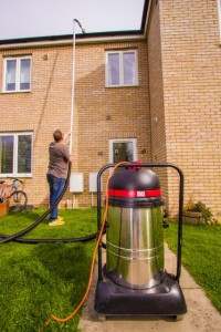 professional gutter cleaning in cambridgeshire