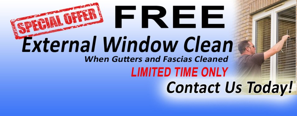 Free External Window Clean